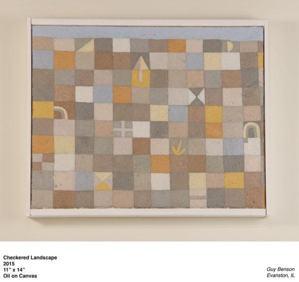 CheckeredLandscape, Benson